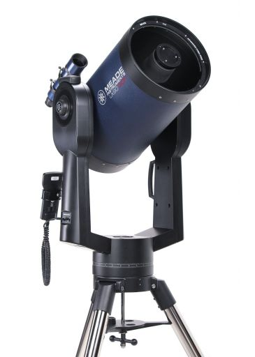 "Meade LX90-ACF 10"" f/10 with Standard Field Tripod"